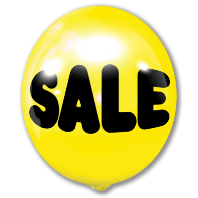 Yellow Sale*