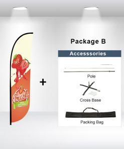 Convex Flag Package B
